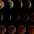 Lunar Eclipse Sequence by AllScapes Photography