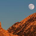Lunar Sunset by Geoff Smith