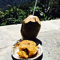 Lunch At El Yunque by The Art of Alice Terrill