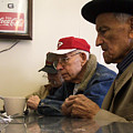Lunch Counter Boys by Tim Nyberg