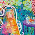 Lunch Cat by Deborah Burow