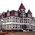 Lunenburg Academy 2 by Mark Sellers