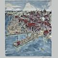 Lunenburg Port by Dennis Weiser