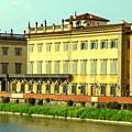 Lungo Arno by Valentino Visentini