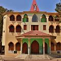 Lupita Church by Nick Photography