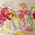 Lush Flowers by Barbara Rose Brooker