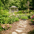 Lush Landscaped Garden by Sophie McAulay
