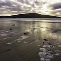 Luskentyre Beach Sunset by Fran Gallogly