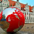 Lutherstadt World by Jost Houk