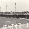 Luton Town - Kenilworth Road - Bobbers Stand West Side 1 - Bw - August 1969 by Legendary Football Grounds