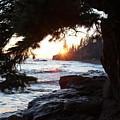 Lutsen Shore Four by Nicholas Miller