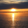 Lutsen Shore Sunrise Two by Nicholas Miller