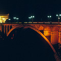 Luxembourg Bridge by Bob Phillips