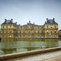 Luxembourg Palace by Budi Nur Mukmin