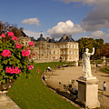 Luxembourg Palace by Mick Burkey