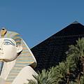 Luxor Hotel Las Vegas by Bob Pardue