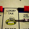 Luxury Tax by Robert Cunningham