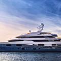 Luxury Yacht by Elena Elisseeva