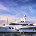 Luxury Yachts by Elena Elisseeva