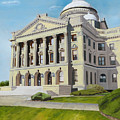 Luzerne County Courthouse by Austin Burke