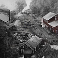 Lykens Valley Mining by Lori Deiter