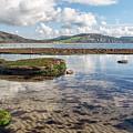 Lyme Regis Seascape 3 - October by Susie Peek