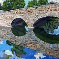 Lyndhurst Bridge by Phil Chadwick