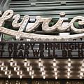 Lyric Theater Birmingham by Stephen Stookey