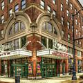 Lyric Theatre Historic Vaudeville Theatre Birmingham Alabama Art by Reid Callaway