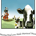 Mooing Mad Cows by Lois Boyce