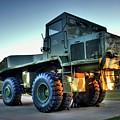 M250 Rear Lifting Truck  by Tony Baca