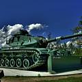 M60 Tank by Tony Baca