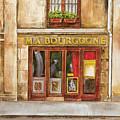 Ma Bourgogne by Debbie DeWitt