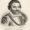 Maarten Harpertszoon Tromp 1598 - 1653 by Vintage Design Pics