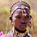 Maasai Beauty by Michele Burgess