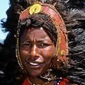 Maasai Warrior by Michele Burgess