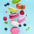 Falling In Love With Macaroons  by Anastasy Yarmolovich