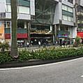 Macau Triptych 2 by Brett Spivey