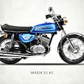 Mach IIi H1 by Mark Rogan
