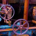 Rusty Machine by Yulia Kazansky