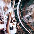 Machine Speed Warp In Blur by John Williams