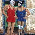 Macho Menos by Nancy Almazan