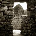 Machu Picchu by Amarildo Correa