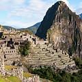 Machu Picchu by Bob Phillips