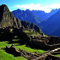 Machu Picchu by Harry Coburn