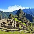 Machu Picchu by Kelly Cheng Travel Photography