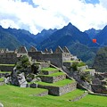 Machu Picchu Landscape by Cascade Colors