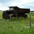 Mack Truck by Gene Ritchhart