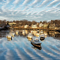 Mackerel Skies by Colin Chase