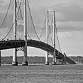 Mackinac Bridge 6111 by Michael Peychich